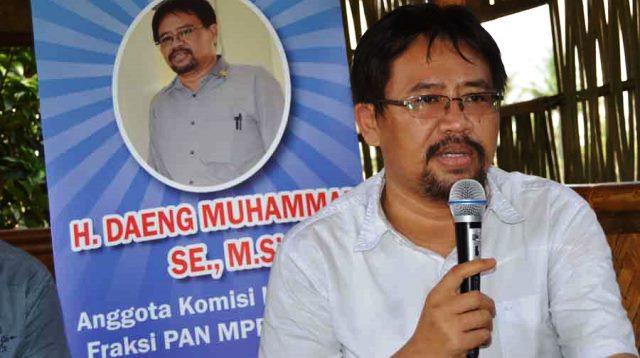 PAN Kabupaten Bekasi Butuh Figur Daeng Muhammad