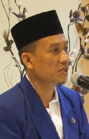 Ketua DPRD Meranti dari PAN: Pilih Pejabat SKPD Jangan Hanya Kedekatan Saja