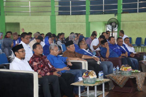 PAN Gelar Musyawarah Ranting se-Tangsel