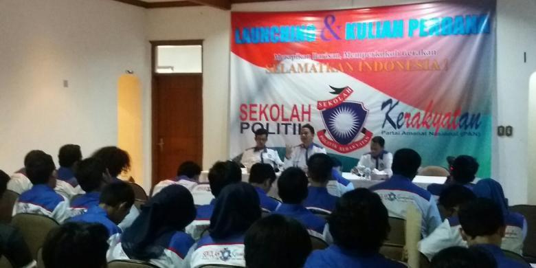 Pendaftaran Caleg PAN, Kader Partai Lain hingga Mahasiswa Dipersilakan