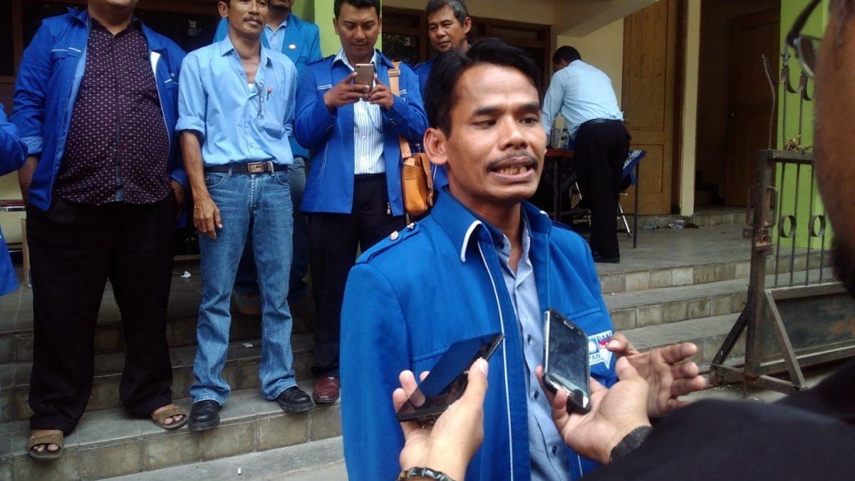PAN Sleman Bekerja , Menggembleng  Kader Pengisian Perangkat Desa Kabupaten Sleman 2017