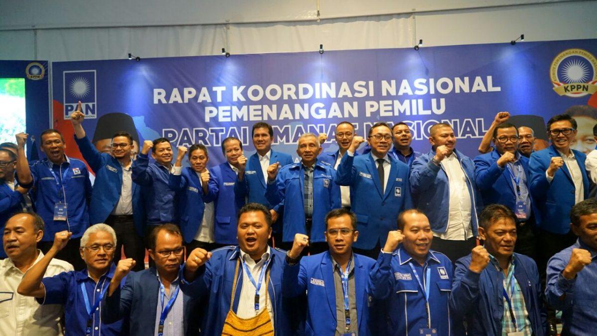 PAN Lampung Segera Bentuk Tim Penjaringan Pilgub
