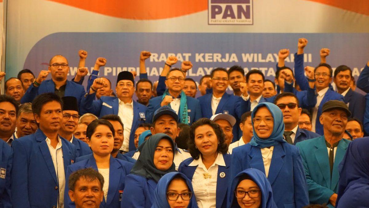 Inilah Para Kandidat Kuat dari PAN Bengkulu