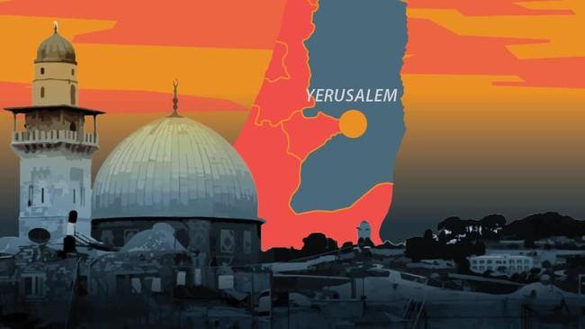 PAN: RI Bisa Pelopori Pengakuan Yerusalem Ibu Kota Palestina