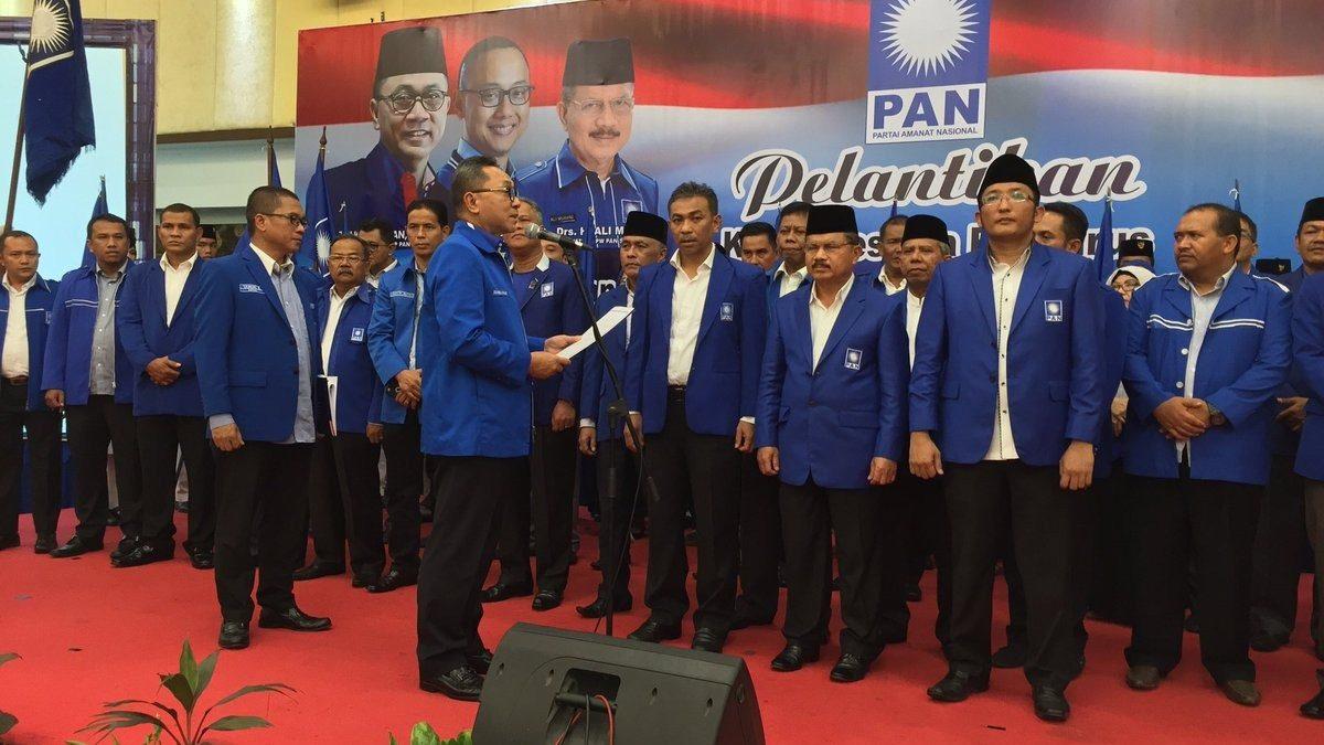 Buka Pendaftaran Pilkada Serentak, DPW PAN Sumbar Prioritaskan Kader