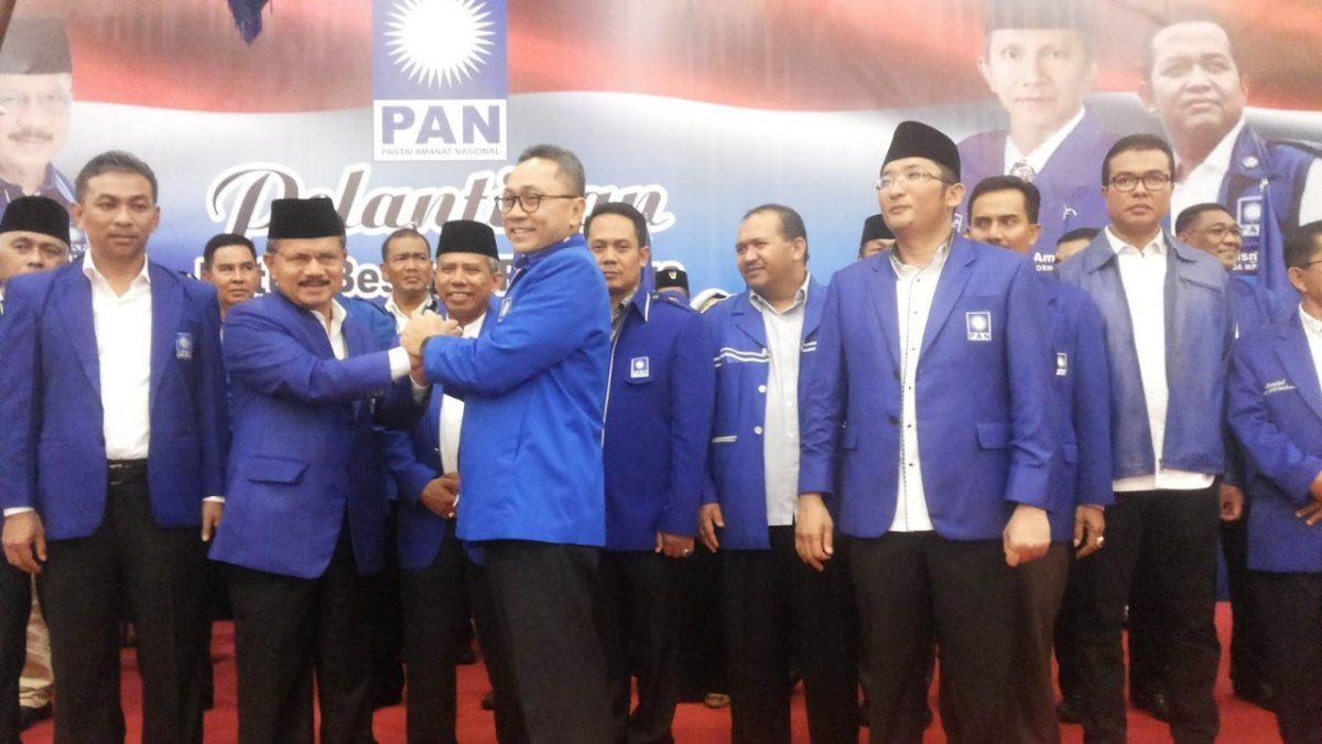 PAN Optimis Rebut Kursi Gubernur Sumbar