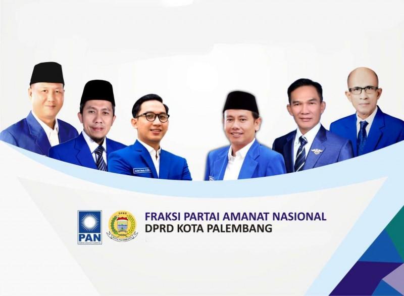 Fraksi PAN Palembang Bela Warga Soal Penyediaan Air Bersih