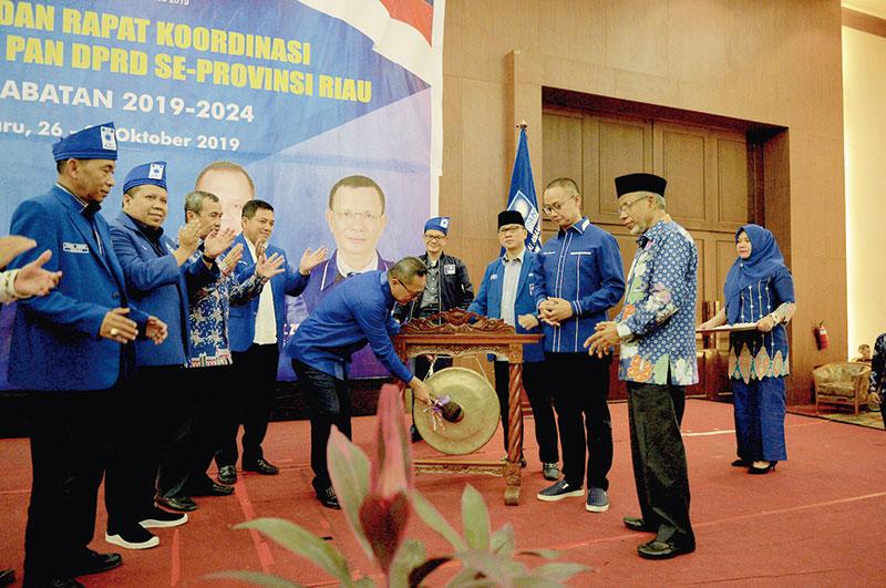 DPW PAN Riau Survei Untuk Pastikan Kemenangan di Pilkada