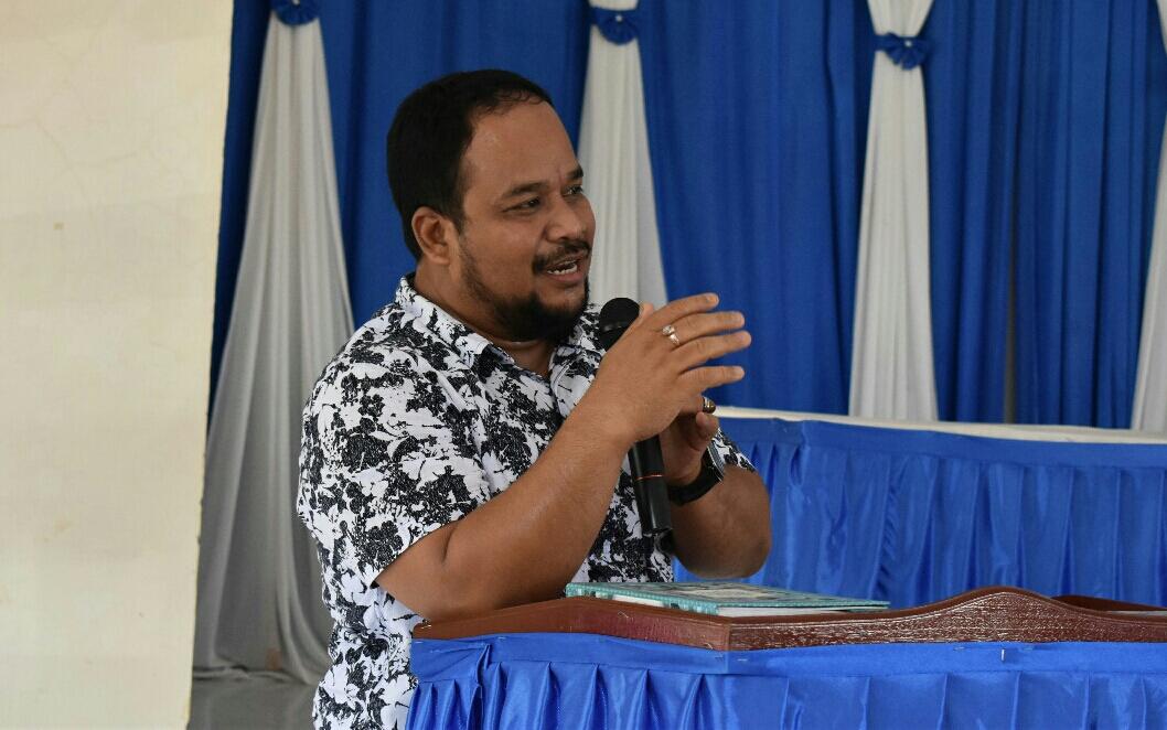Perjuangkan Petani, PAN Aceh Minta Irigasi Jebol Segera Diperbaiki