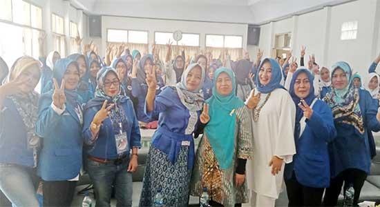 Bantu PAN Hadapi Pilkada Sukabumi, PUAN Panaskan Mesin Organisasi