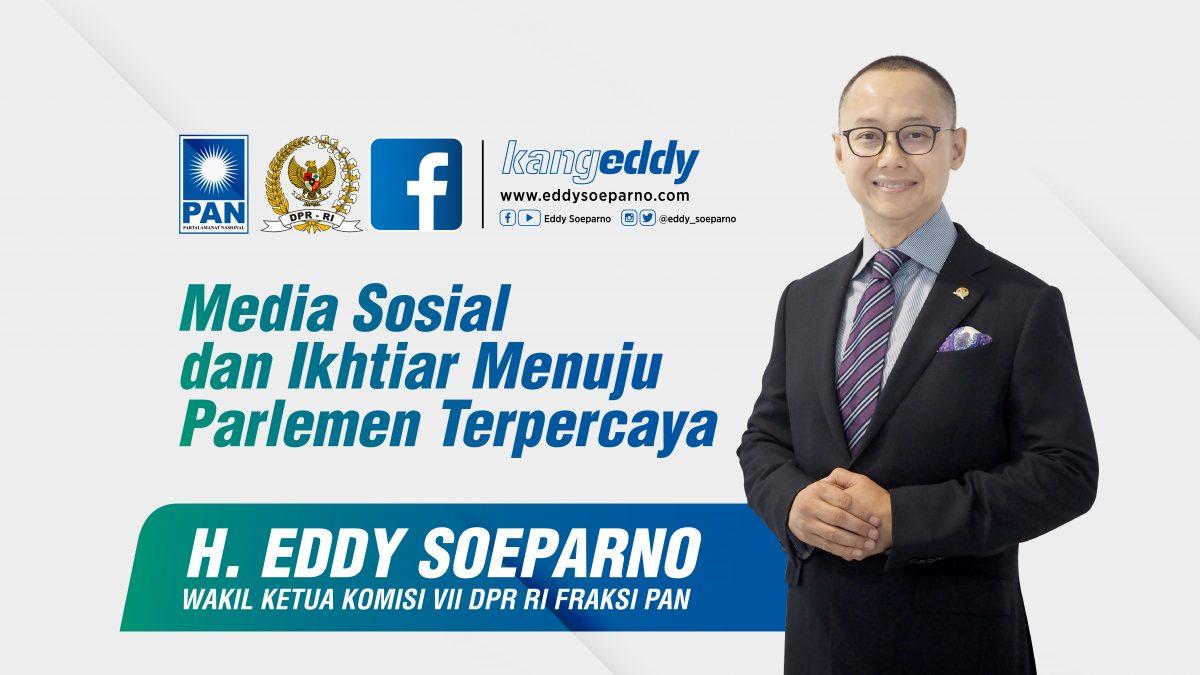 Facebook Hadirkan Eddy Soeparno Untuk Berbagi Pengalaman Mengelola Media Sosial