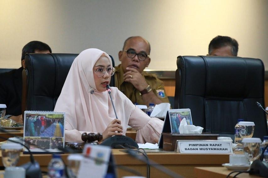 Harga Pangan Naik Imbas Corona, Pimpinan DPRD Minta Anies Buat Operasi Pasar
