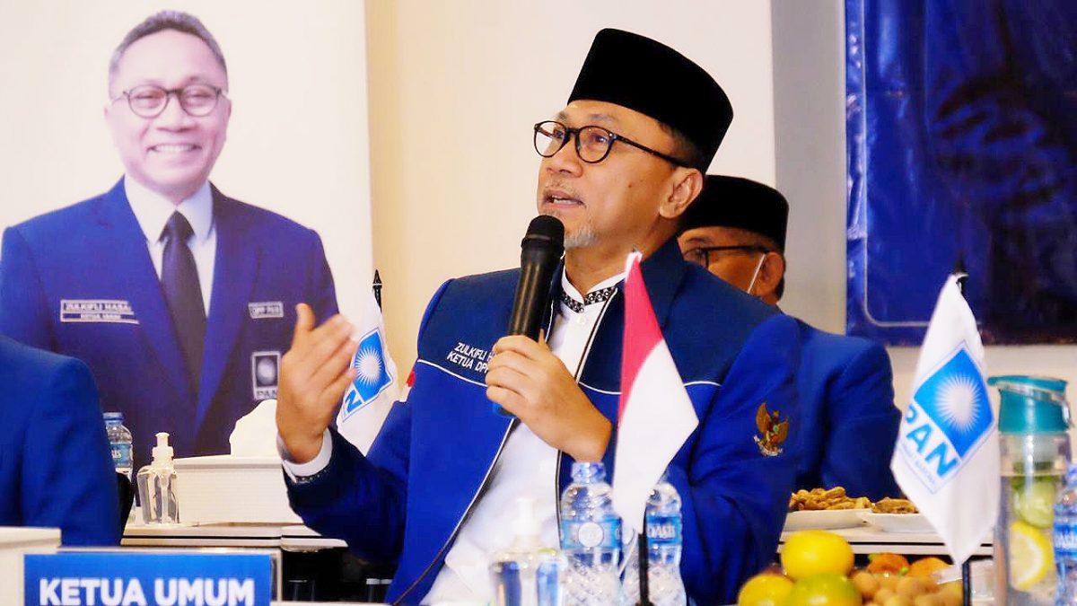 Zulkifli Hasan Minta Fraksi PAN Kawal Isu Tarif Listrik hingga Polemik Batal Haji