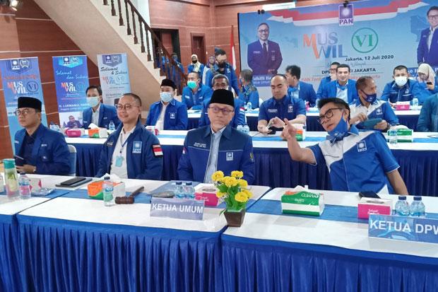 Digelar Virtual, Eko Patrio Terpilih Aklamasi Jadi Ketua DPW PAN DKI Jakarta