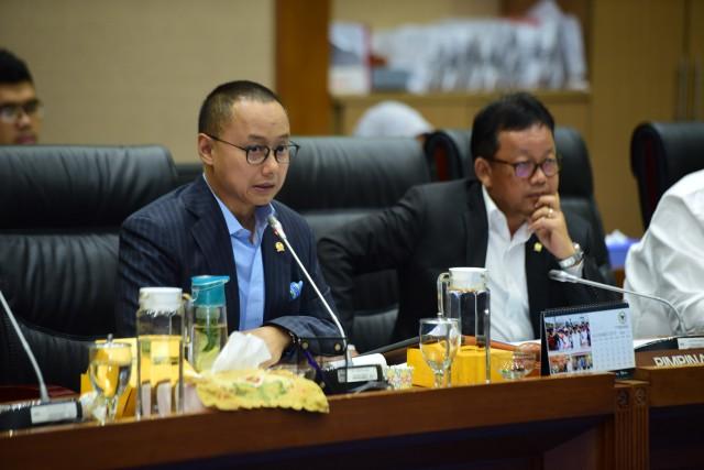 Temuan 53 Kasus Korupsi di BUMN, Pimpinan Komisi VII DPR Dorong Menteri BUMN Lanjutkan Penegakan Hukum