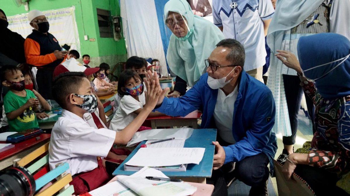 Peduli Pendidikan Anak, PAN DKI Pasang Wifi Gratis di 30 Titik