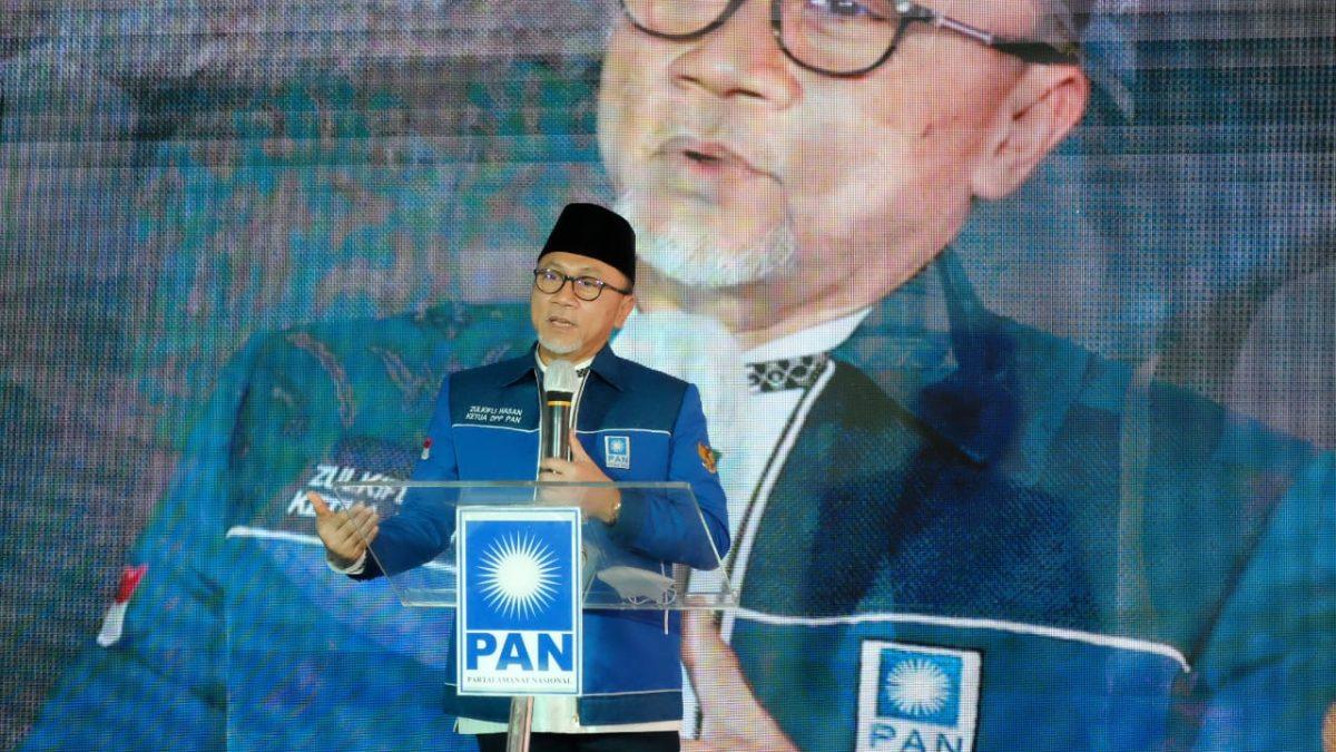 HUT ke-22, PAN Komitmen Bantu Pemerintah Wujudkan Kesejahteraan Rakyat
