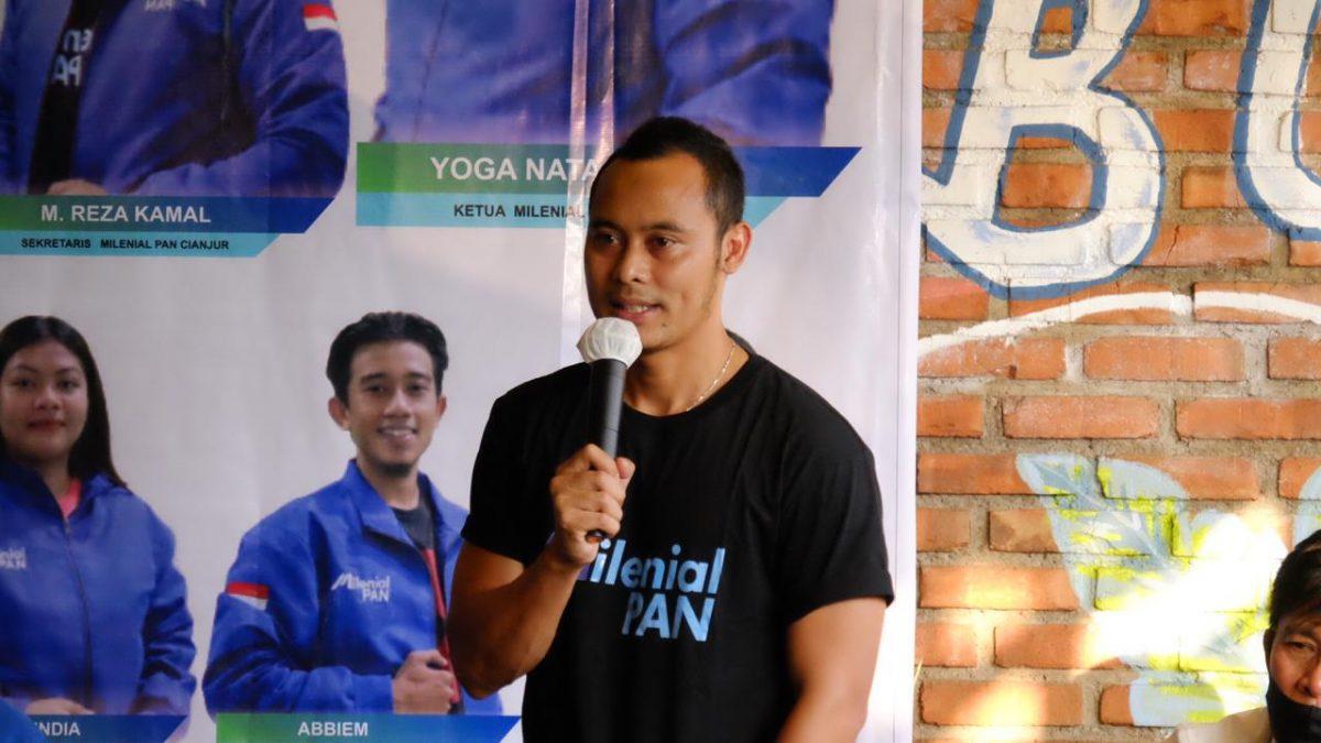 Mantan Kapten Persib Diangkat Menjadi Duta Milenial PAN