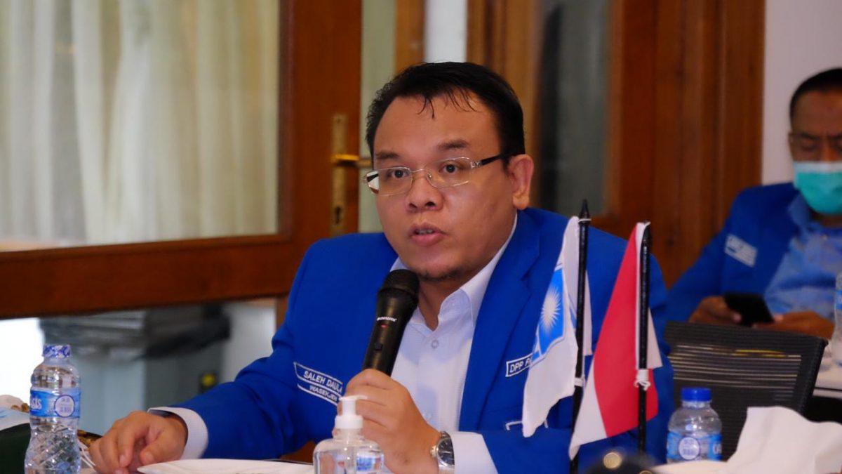 Fraksi PAN DPR RI Raih Penghargaan Voice of Democracy