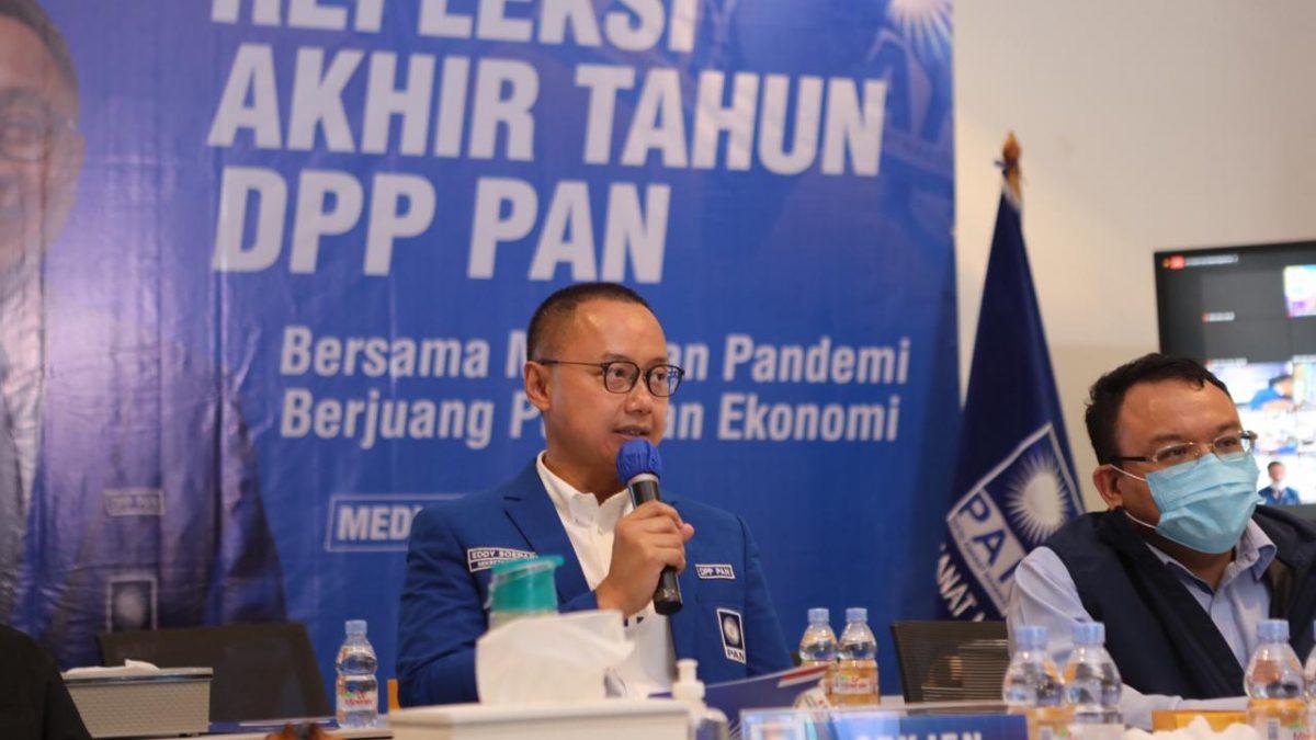 Catatan Akhir Tahun 2020 F-PAN DPR: Dari Hukum hingga Bansos Corona